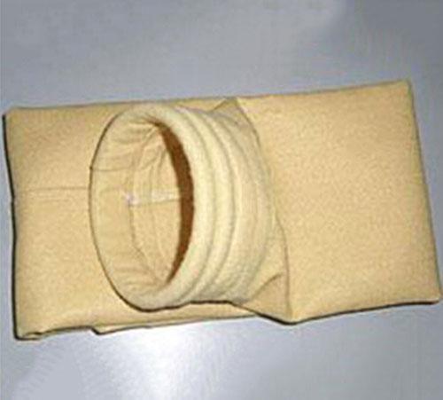 Acrylic needle felt with high strength  low elongation