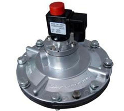 Electromagnetic pulse valve