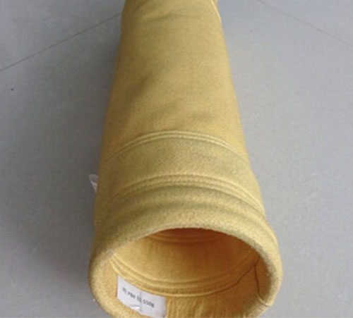 High temperature resistant dust removal bag