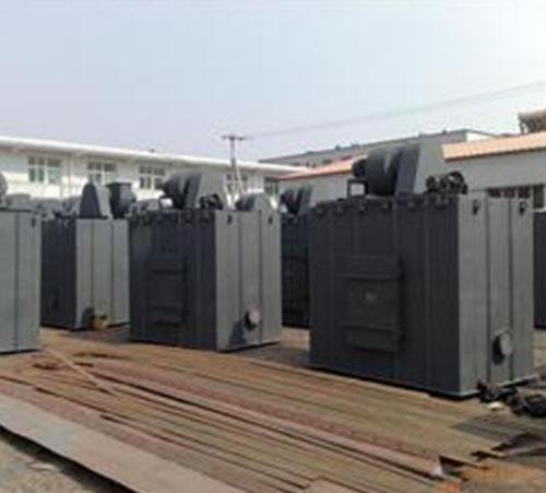 HD bag filter unit
