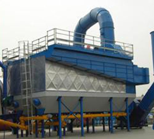 Kneading pan dust collector