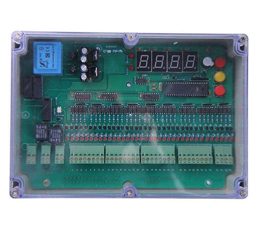 Programmable pulse controller